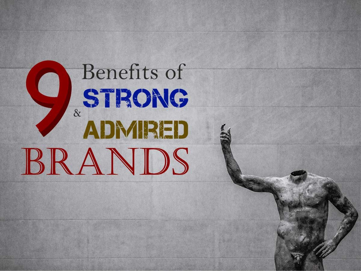Benefits of Building a Brand