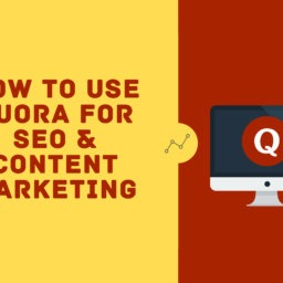 Digital Marketing Using Quora