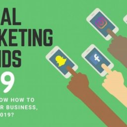 7 Digital Marketing Trends in 2019