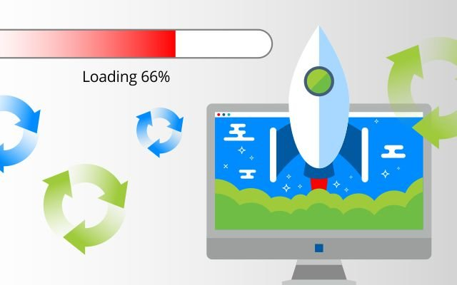 Website Page Loading Speed